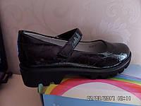 Туфли на тракторной подошве бренда Солнце (Kimbo-o) для девочек (разм. с 32 по 37)