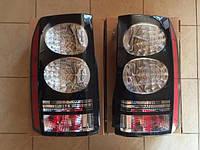 Задние фонари на Land Rover Discovery 4 (рестайлинг)