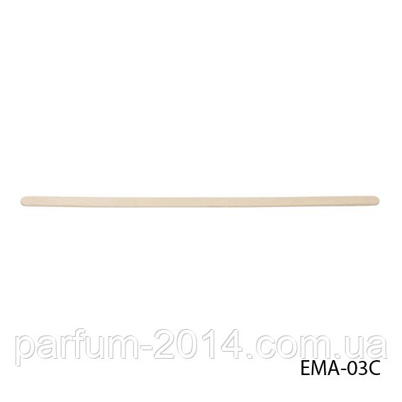 Палочки деревянные EMA-03C плоские для нанесения смолы, воска