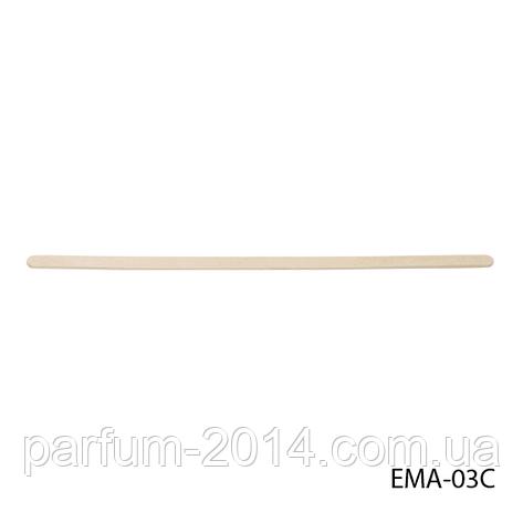 Палочки деревянные EMA-03C плоские для нанесения смолы, воска, фото 2