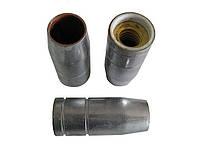 Газовое сопло ф22 никилированное с резьбой