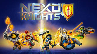 Конструкторы nexo knights (рыцари нексо)