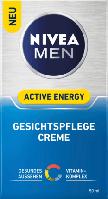 """NIVEA MEN Active Energy Gesichtspflege Creme - Мужской дневной крем для лица """"Заряд энергии"""", 50 мл"""