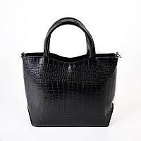 Женская сумка под кожу крокодила М75-10/Z