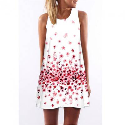 Платье летнее нежное УСС7160