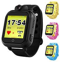 Детские умные часы Q200 (JM08).(3G+GPS+камера 2.0 мП).