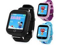 Детские умные часы с GPS  трекером Q750 (Q100S).