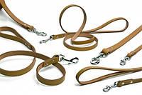 Поводок кожаный Hunter 16525 для собак, фото 1