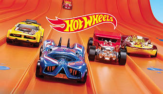 Автотреки hot wheels, и другие