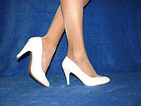 Свадебные туфли на шпильке 36-40