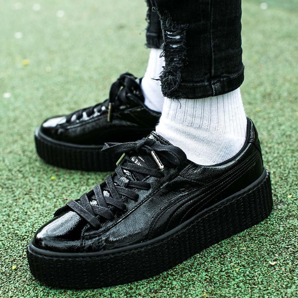 Оригинальные женские кроссовки Puma x Rihanna Creeper