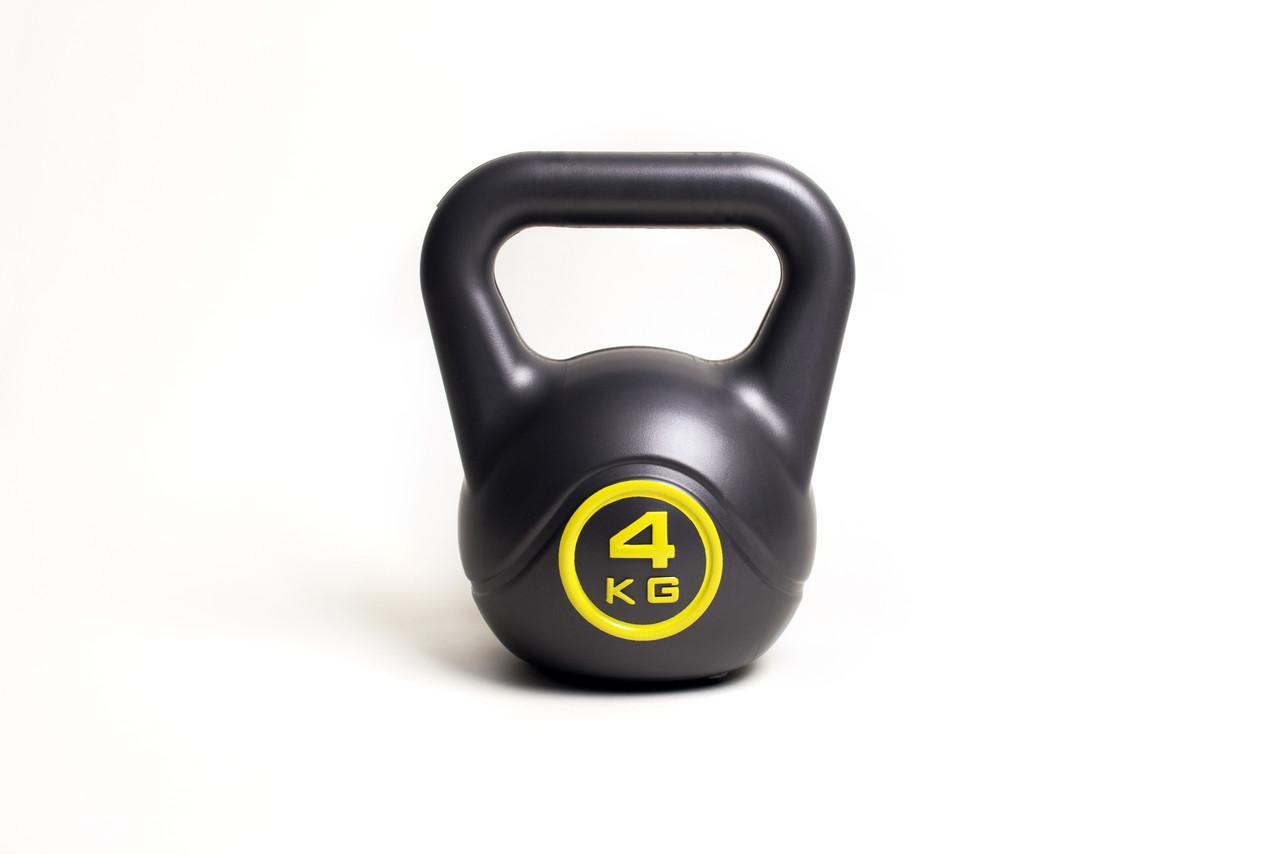 Гиря 4 кг  для Crossfit (Кроссфит)