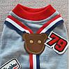 """Комбинезон  с футболкой, костюм """"Мишутка"""" для собаки. Одежда для собаки, фото 6"""