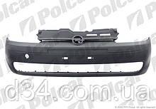 Бампер передний (низ грунт) Opel Corsa 00-02 Combo 00-10