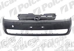 Бампер передній (низ грунт) Opel Corsa 00-02 Combo 00-10