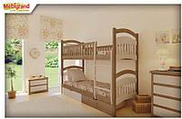 Двоярусне ліжко Жасмін МГ., фото 1