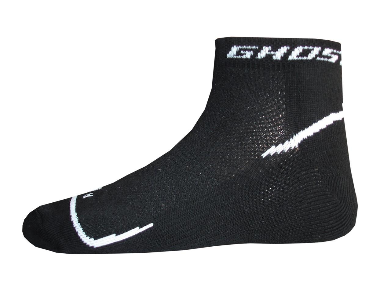 Шкарпетки GHOST Sox black розмір 43-45 14008