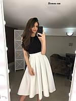 Женское платье с открытой спиной Ришелье ян