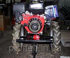 Мотоблок Кентавр MБ 2091Б уценен (9 л.с., бензин, электростартер) Бесплатная доставка