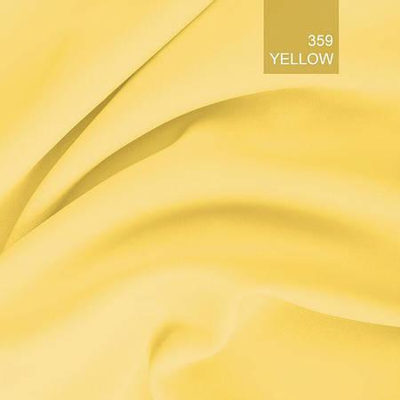 Ткань блэкаут (blackout) YELLOW_359
