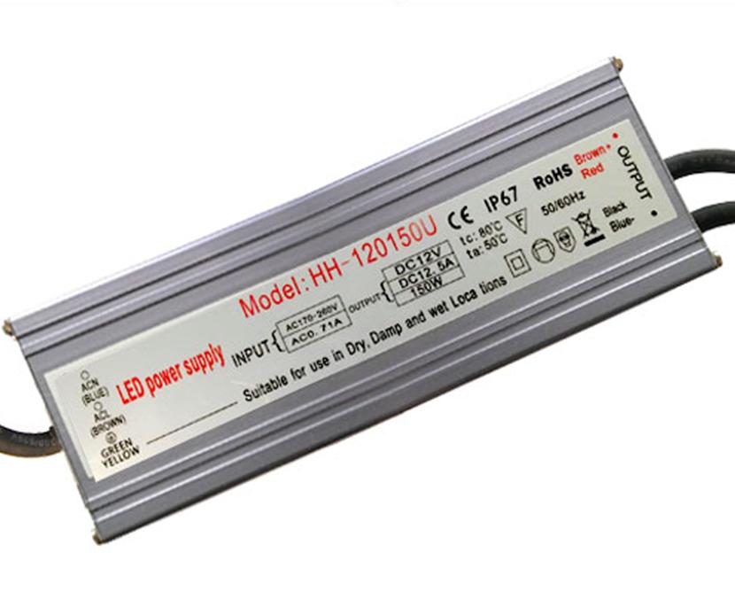 Блок питания OEM DC12 150W 12.5А FTR-150-12 WP герметичный