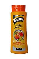 Шампунь для вceх типов волос Gallus 500 мл. fruchte mit oliven extrakt