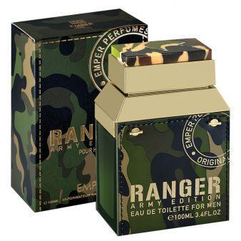 Мужская парфюмерная вода Ranger Army Edition 100ml. Emper
