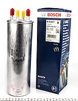 Фильтр топливный T5 1.9 + 2.5TDI 2003- Германия - Bosch ( 4 отверстия )
