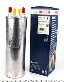 Фільтр паливний T5 1.9 + 2.5 TDI 2003 - Німеччина - Bosch ( 4 отвори )