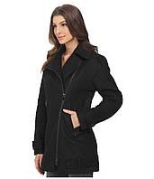 VINCE CAMUTO Moto Wool Coat Boyfriend бойфрэнд фирменное шерстяное пальто из США р. 46 М