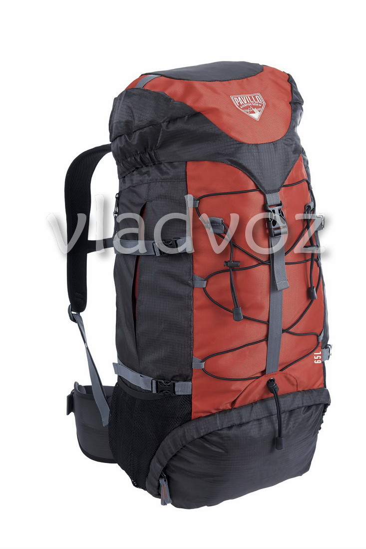 фото рюкзака туристического, походного Quari 65 литров 68026