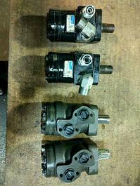 Героторные моторы Maxma,Sauer Danfoss,M+S,Char-Lynn,Eaton,Parker
