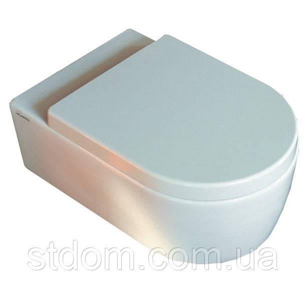 Унитаз подвесной goclean Flaminia Link 5051/WCG белый