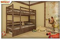 Двоярусне ліжко Соня МГ., фото 1