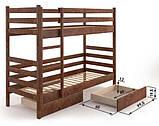 Двоярусне ліжко Соня МГ., фото 3