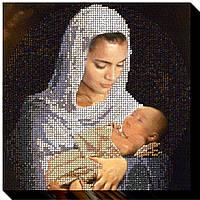 """Набор для вышивки бисером """"Мама и младенец"""""""