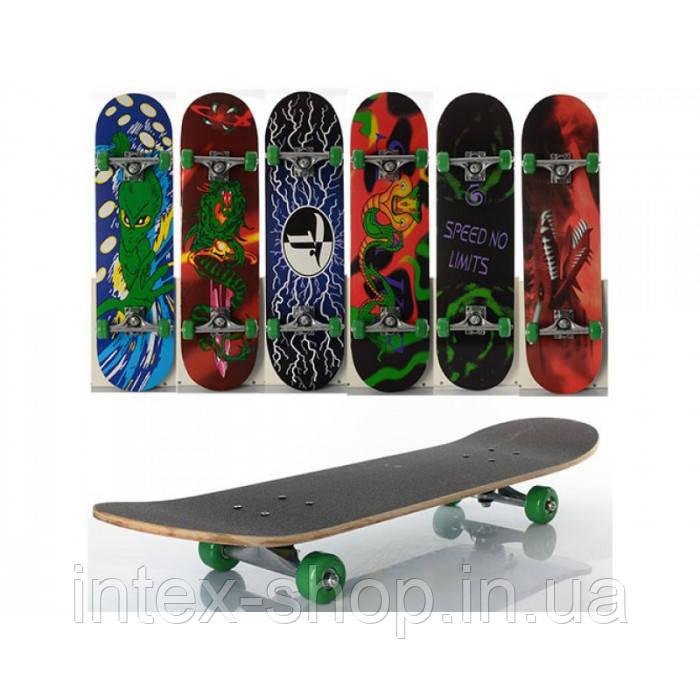 Скейт MS 0354-2