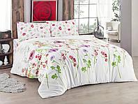 Красивое двуспальное постельное бельё SPRING SV10