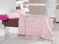 Красивое постельное бельё евро размера KATIYA SV18