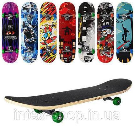 Скейт MS 0322-2 (78-20см) , фото 2