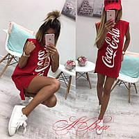 Платье женское Coca Cola