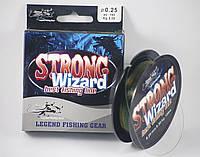 Рыболовная леска Strong Wizard (0.25mm)