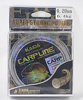 Рыболовная леска CarpLine KAIDA (0.20mm)