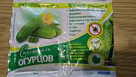 Спасатель огурцов инсектицид+ПАВ (3мл)+фунгицид+стимулятор (12мл)/10л/2сот
