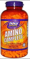 Аминокислоты Amino Complete 360 капсул