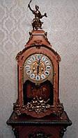 """Кабинетные часы стиль """"Людовик XVI"""" с консолью  кон 19 века,  Германия"""