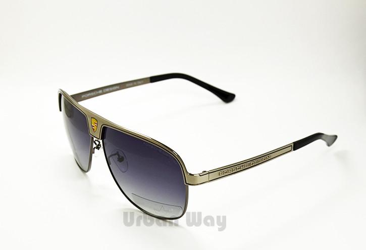 1b806bc341ab Мужские солнцезащитные очки PORSCHE стекло - Интернет - магазин
