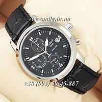 Tissot quartz Chronograph Black/Silver/Black