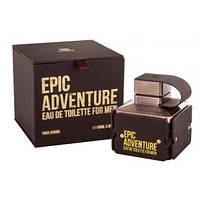 Мужская парфюмерная вода Epic Adventure 100 мл. Emper