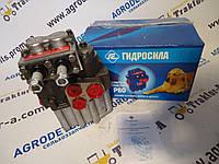 Гидрораспределитель Р80 3/1-22 Гидросила 2 секции Т-25, Т-16, мини трактор